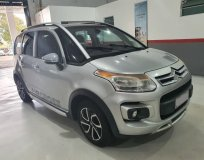 CITROEN AIRCROSS EXCLUSIVE 1.6 16V (FLEX) 2013